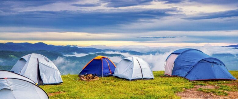 camping tent bundle